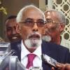 Guddoomiyaha Baarlamaanka Prof. Maxamed Cismaan Jawaari oo ka tacsiyeeyay xildhibaan xalay lagu dilay Muqdisho.