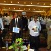 Xaflad si heer sare loo soo agaasimay laguna taageerayay magacaabista Ra'iisal wasaaraha oo ka dhacday Khartoum (Sawiro)