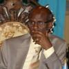Prof. Gaandi oo gaaray magaalada Kismaayo iyo kulamo soconaya