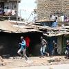 Booliska Kenya oo Xaafada islii ku qarxiyay Bambooyin dhulka lagu aasay