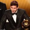 SAWIRO: L Messi oo markii afaraad oo isku xigta ku guulaystay abaalmarinta ciyaaryahanka dunida