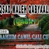Maqsad Maleh Qabyaaladi – Waxaa Curiyey: Ibraahiim Cawil Cali Cuuke
