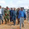 Wasiirka gaashaandhiga DFS Gen. Cabdiqaadir Shiikh Cali Diini oo booqday ciidanka dowlada ee ku sugan Jaamacadda Kismaayo (Sawiro)