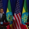 President Obama and Ethiopian P.M Hailemariam Press Conference (Watch Video)