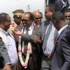 Madaxweyne Xasan Sheekh Maxamuud oo booqasho taariikhi ah ku maraya magaalada Jigjiga ee dalka Ethiopia