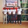 Wacdarihii Xaflada Bandhiga Buugaagta ee Magaalada Kismaayo.